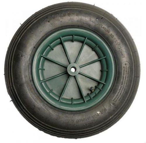 ANR WSM 3.5-8 műanyag felnis, kerékátmérő: 360 mm, 14 mm furat, 210 kg teherbírás