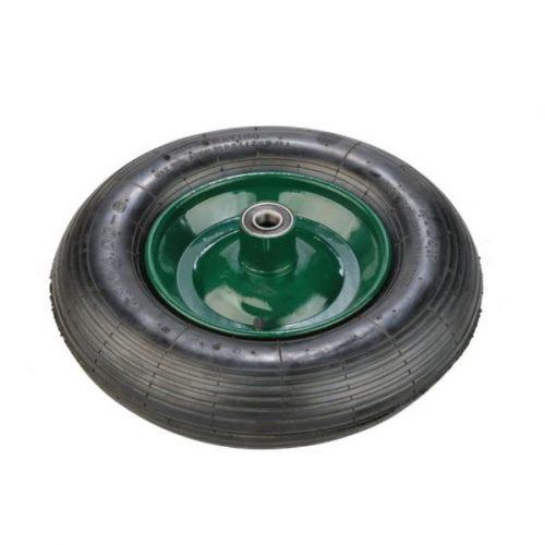 ANR WSM 3.5-8 fém felnis, kerékátmérő: 360 mm, 14 mm furat, 210 kg teherbírás