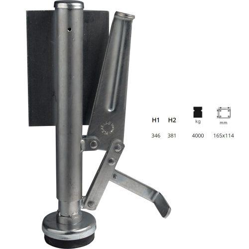 TLCMR letalpaló 346-381 mm